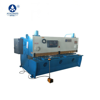 8*4000mm Low price cnc hydraulic shearing machine for sale