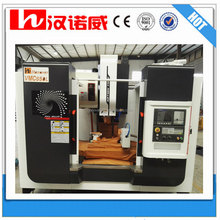 China High quality Vertical machining center with screw chip conveyor and tool setter and sensor