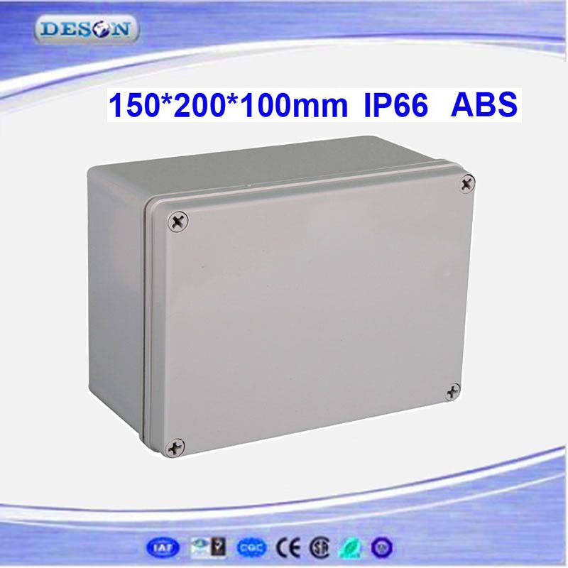 Electric Distribution Box, MCB MCCB Circuit Breaker Enclosure Box DS-AG-1520 (150*200*100)