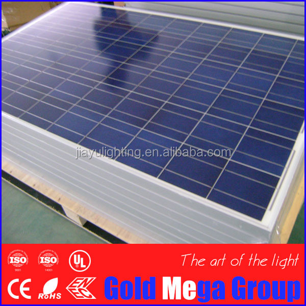 20 year warranty high capacity 30 watt photovoltaics polycrystalline silicon solar panels solar cell module for solar system