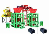 4-26A Block Forming Machine/portable block machine/cheap hollow block making machine