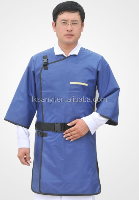 Protective Lead apron with front double side