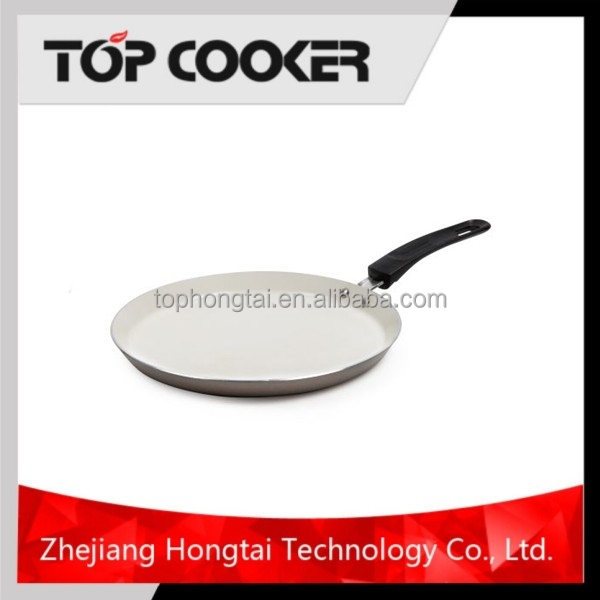 Aluminium Ceramic Coating Indian Tawa Pan