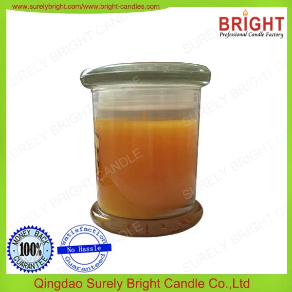 Wholesale Glass Jar Candles/Small Jar Candles