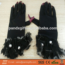 SHORT THICK GLOVES WITH RED NAIL FOR HALLOWEEN OCCASION&CARNIVAL PARTY