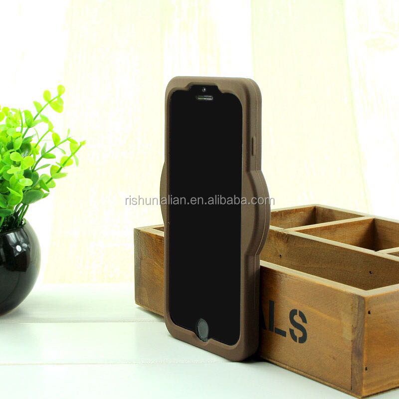 factory direct new design universal phone cover rubber