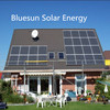 Bluesun China factory sale high efficiency Bluesunpower 100wp pv module 100w solar panel mono for solar system use