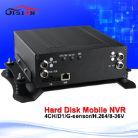 wholesale china hdd dvd recorder 4ch 720p hd s-view mobile nvr for vehicle