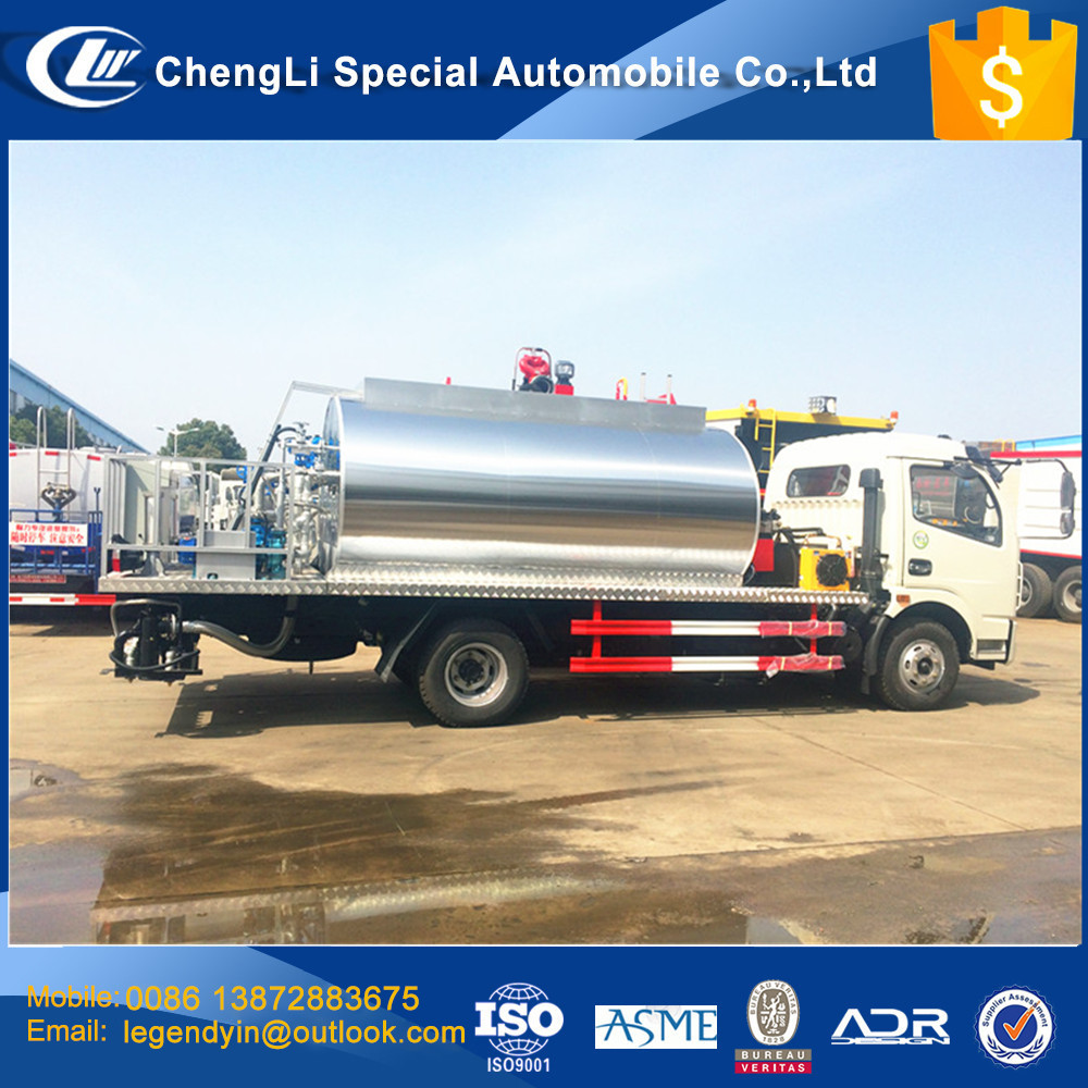 CLW asphalt truck factory good price rubber asphalt distributor truck or bitumen spraying truck with different capacity option