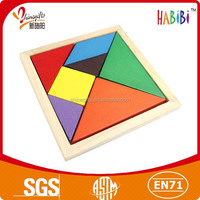 intelligent wooden puzzle made in china
