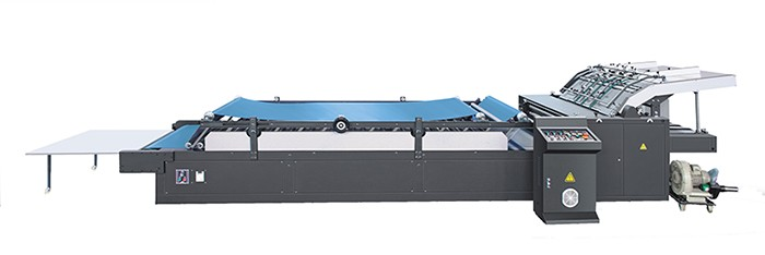 FMB Series Semi-automatic Paperboard Flute Laminating Machine