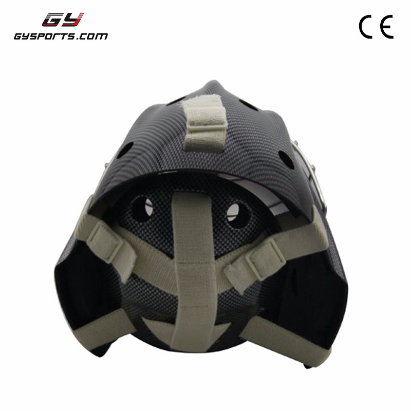 Factory Hot Sale Gy-Gh6000-C4 Ice Hockey Goalie Mask
