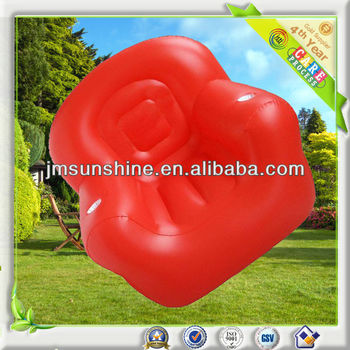 inflatable outdoor sofa with pump,inflated Air sofa,inflatable sofa