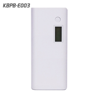 ABS 13000mah external battery universal power bank for phone case