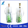 Portable wine gel bottle cooler bag/single beer bottle cooler bag
