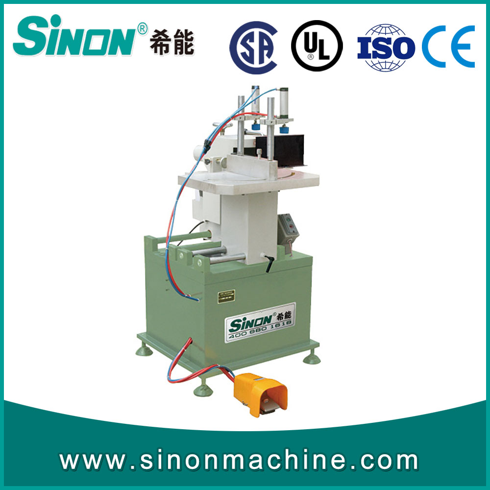 Save labor and good quality Ending milling Machine for Aluminum Profile/Aluminium Sawing Machine Used