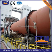 Powerful building material equipment rotary kiln