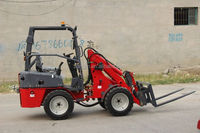Mini wheel loader 750 for sale , chinese wheel loader with great quality