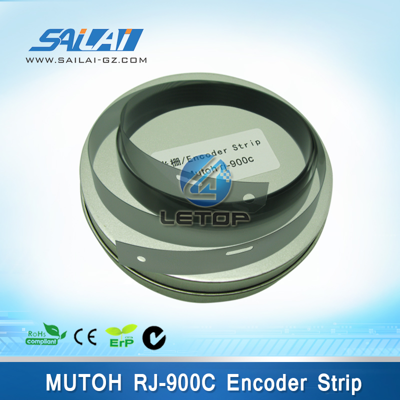 Good price!!!mutoh valuejet 900C printer encoder strip solvent printer