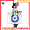 customize wholesale 2016 heavy duty large capacity canvas tote bag with button clouse