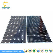 China factory wholesale solar panel with integrated battery