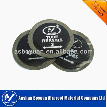Tubeless Tire Repair Round Patches