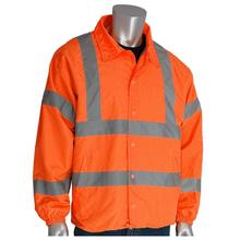 PIP Hi vis <strong>Orange</strong> Work shirt