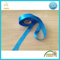Hot Sale Double Sided Polyester Satin Personalized Ribbon