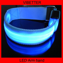 LB-12B wholesale led armband for outdoor sports