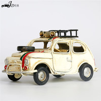 Most popular excellent quality vintage handmade metal Car model in many style