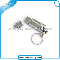 USB 2.0 high speed 64gb cle usb with metal usb flash drive