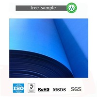 Machine price China supplier blue industrial paper roll