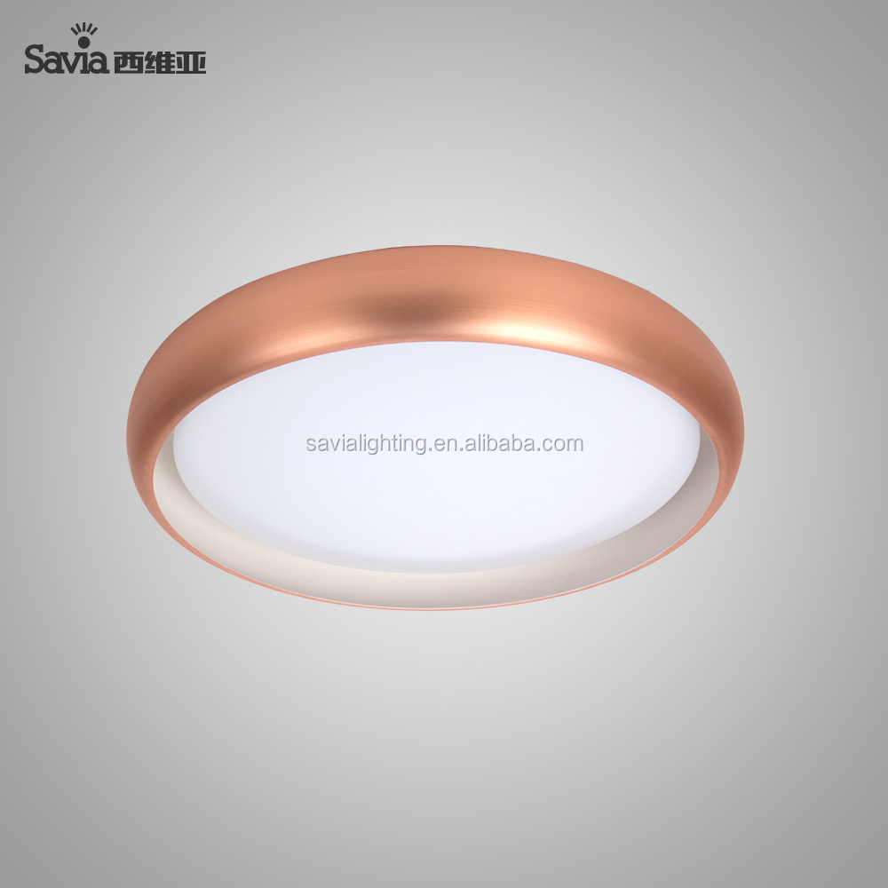 Savia Modern LED ceiling lamp 24W 30W 40W Indoor Outdoor IP44 Waterproof SMD LED dimmable ceiling light