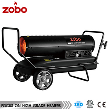 Constructions Site Oil Heater For 500 Square meters Heating Area