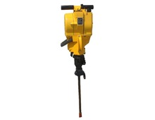 Portable gasoline power rock drill,portable hydraulic rock drill