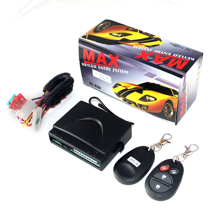New Design Car Alarm Security Protection Engine Lock Ignition Starter Keyless Entry System Go Push Button Engine Start Stop