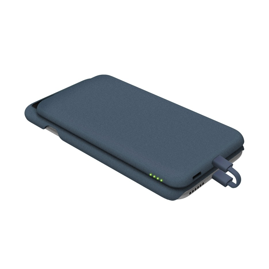 Original Portable USB Phone Power Bank Battery Charger 5000mAh phone cover case charger