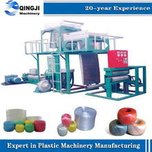 Hot New Products for 2015 Greenhouse Polypropylene/Polyethylene Twine Making Machine Used to Make Rope