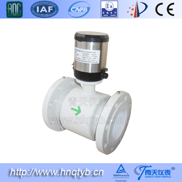 QTLD Series Electro magnetic flow sensors/water flow meter types