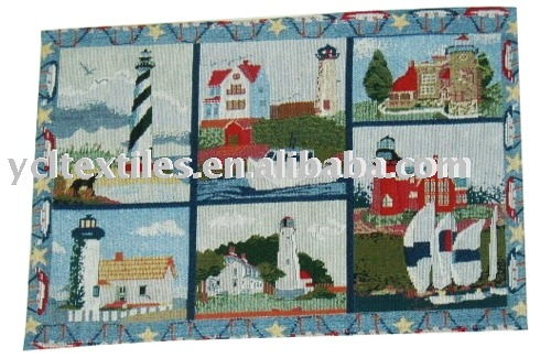 tapestry table mats (PD-045)