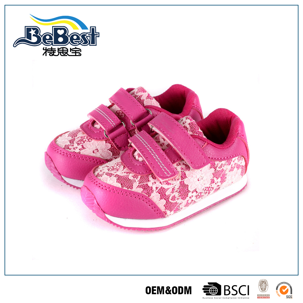 New Popular Fashion wholesale girl kids shoes pictures