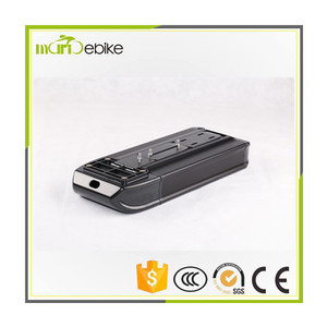 36V 17Ah Lithium ion Battery For Electric Bike / EBike / Silver Fish / Middle Tube / Bicycle / Cycling