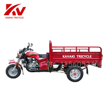 Factory Direct Sales 3 Wheeler Electric Scooter Large Capacity Three Wheel Cargo Tricycle China Kick Adult Motorcycle