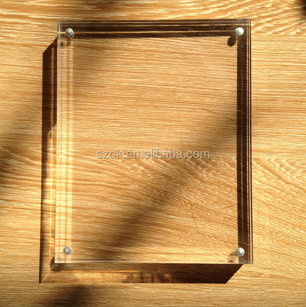 new products bulk 8x10 clear acrylic picture frames