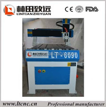 China cheap price PCB/PVC/Aluminum cnc engraving/milling machine router 6090