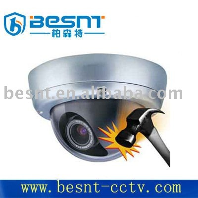 2013 newly vandal-proof cctv dome camera BESNT Discount 1/3inch SONY vandal-proof IR dome CCTV Camera BS-628GS