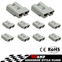 New 50AMP Exterior Connector 50 Amp