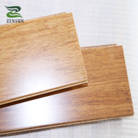 Wholesale charcoal surface treatment waterproof bamboo flooring