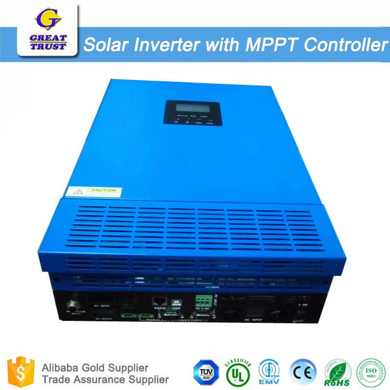 Professional 10kw off grid solar inverter solar water pump inverter infini solar grid inverter with high quality