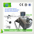 2016 the newest Cryolipolysis Freeze & Cavitation Cellulite+body slimming machine